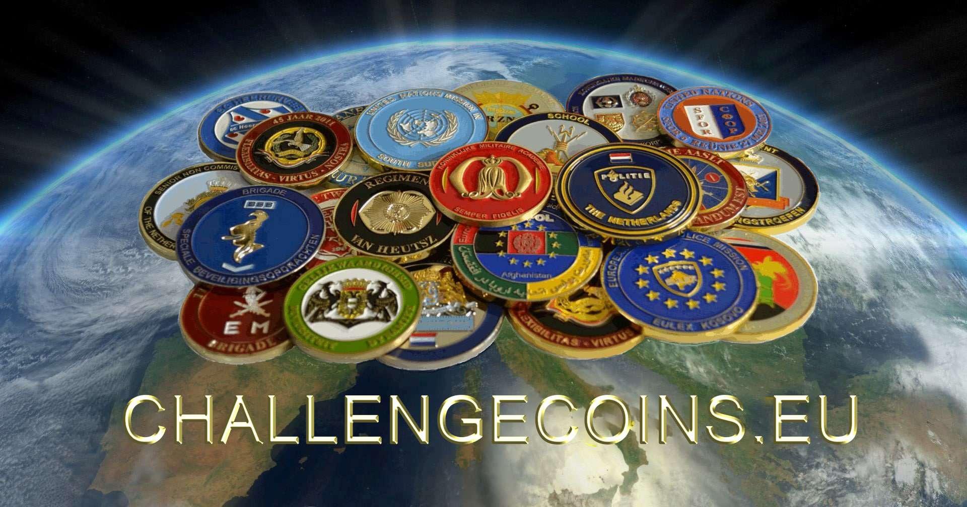 Challenge Coins Hero